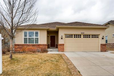 Anthem Ranch Single Family Home Under Contract: 16527 Antero Circle