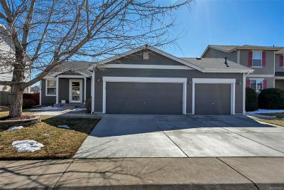 Northglenn Single Family Home Under Contract: 2758 East 109th Avenue