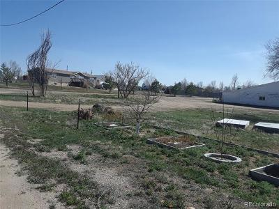 Adams County Residential Lots & Land Active: Lake