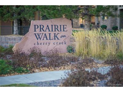 Parker Condo/Townhouse Under Contract: 9220 Wilde Lane #107