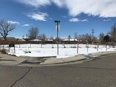 Adams County Residential Lots & Land Active: 7301 Leyden Street
