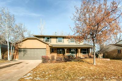 Arapahoe County Single Family Home Active: 10955 East Berry Avenue