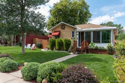 Denver Single Family Home Active: 1315 Holly Street