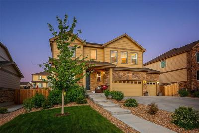 Aurora Single Family Home Active: 6158 South Harvest Court