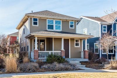 Denver Single Family Home Active: 10048 East 28th Avenue