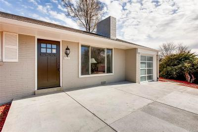 Single Family Home Active: 3260 South Ivy Way
