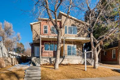 Englewood Condo/Townhouse Active: 3080 South Lincoln Street