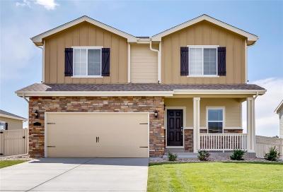 Thornton Single Family Home Active: 9536 Dexter Lane