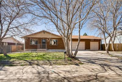 Arvada Single Family Home Active: 4640 West 63rd Avenue