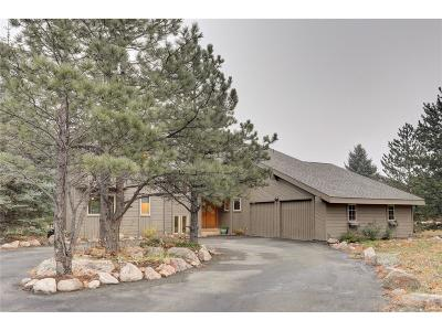 Boulder Single Family Home Active: 3028 South Lakeridge Trail