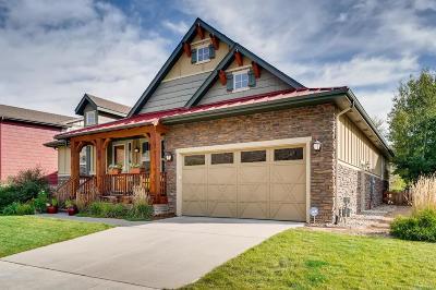 Golden CO Single Family Home Active: $899,000