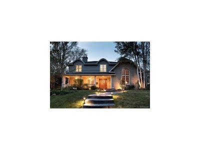 Single Family Home Sold: 859 South Columbine Street