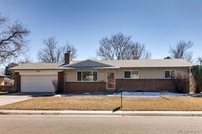 Lakewood Rental Active: 5946 West Iowa Place