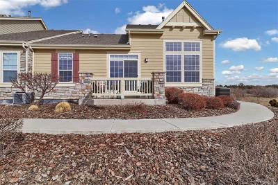 Castle Rock Condo/Townhouse Under Contract: 852 Stony Mesa Place