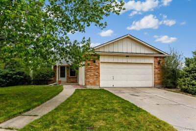 Centennial Single Family Home Active: 20091 East Bellewood Drive