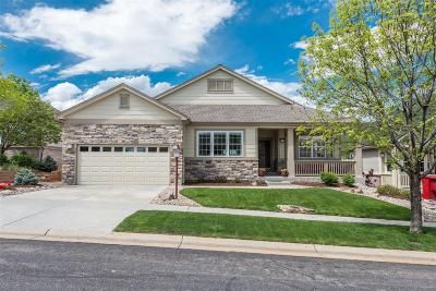 Heritage Eagle Bend Single Family Home Under Contract: 23595 East Phillips Place