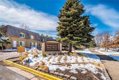 Denver Condo/Townhouse Active: 7482 East Princeton Avenue