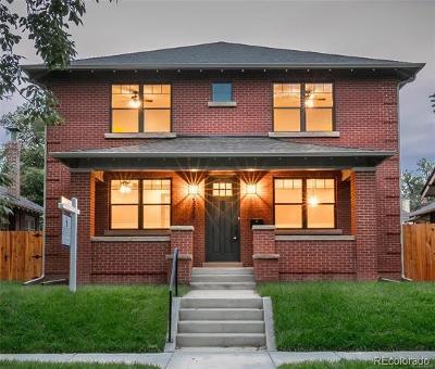 Denver Single Family Home Active: 2548 Fairfax Street