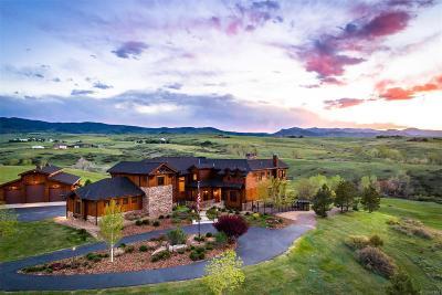 Sedalia Single Family Home Active: 6670 Lambert Ranch Crossing
