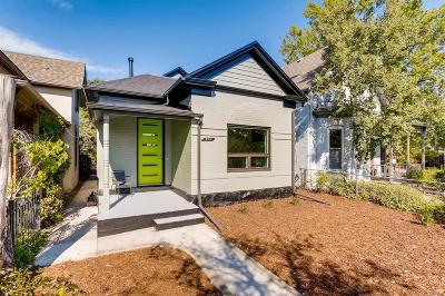 Denver Single Family Home Active: 973 Lipan Street