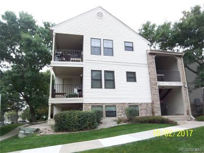 Littleton Condo/Townhouse Active: 6705 South Field Street #824