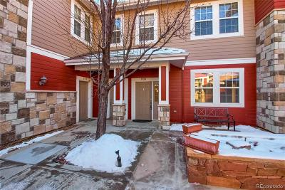 Broomfield Condo/Townhouse Under Contract: 3328 Molly Lane