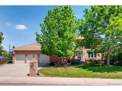 Denver Single Family Home Active: 5753 West Marquette Drive