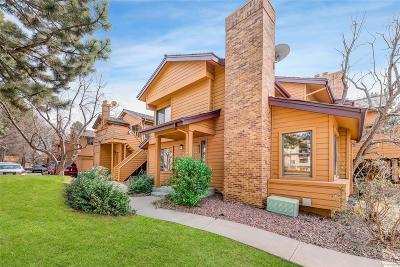 Denver Condo/Townhouse Under Contract: 9400 East Iliff Avenue #043