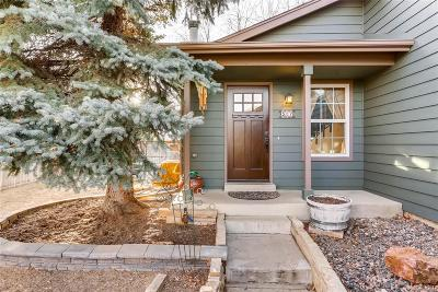 Highlands Ranch Single Family Home Under Contract: 517 Chiswick Circle