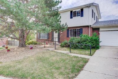 Northglenn Single Family Home Under Contract: 726 Niver Avenue