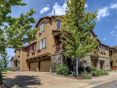 Highlands Ranch Condo/Townhouse Active: 10523 Ashfield Street #5D