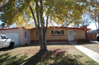 Single Family Home Active: 1660 Jolene Drive