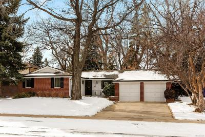 Single Family Home Sold: 2437 South Kirkwood Court