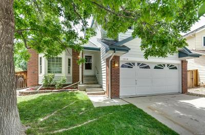 Highlands Ranch Single Family Home Active: 1318 Knollwood Way