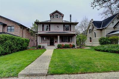 Single Family Home Active: 2114 South Clayton Street