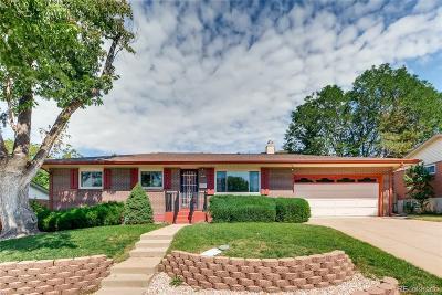 Single Family Home Active: 8279 East Kenyon Avenue