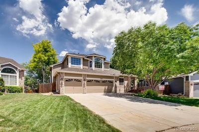Lone Tree Single Family Home Active: 7475 La Quinta Court