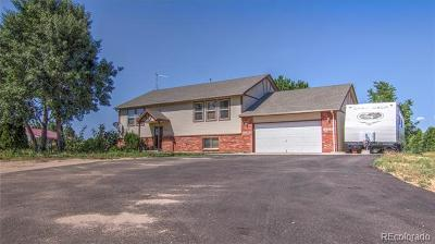Kersey Single Family Home Active: 26139 Rangeview Drive