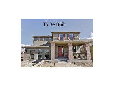 Firestone Single Family Home Under Contract: 8872 Foxfire Street