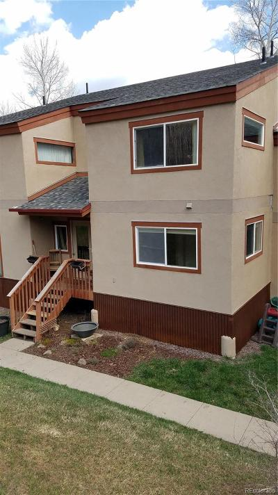 Condo/Townhouse Under Contract: 23015 Schussmark Trail #B