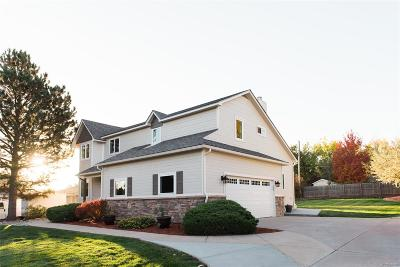 Littleton Single Family Home Active: 1566 West Davies Place
