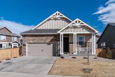 Longmont Single Family Home Active: 1450 Grant Street