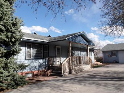 Broomfield Single Family Home Under Contract: 7830 West 119th Place