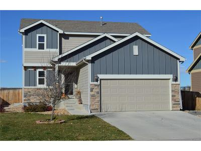 Mead Single Family Home Under Contract: 2639 Bridle Drive