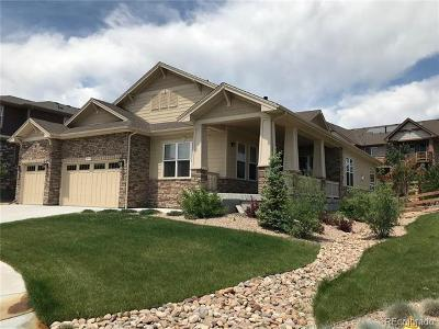 Arvada Single Family Home Active: 8459 Rogers Loop