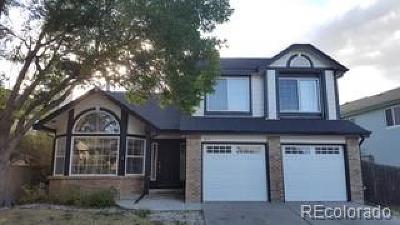 Aurora Single Family Home Under Contract: 3243 South Bahama Street