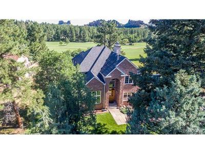 Larkspur CO Single Family Home Active: $699,900