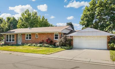 Englewood Single Family Home Active: 4201 South Galapago Street