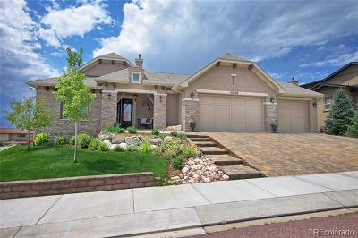 Colorado Springs Single Family Home Active: 13638 Fife Court