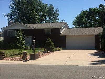 Golden Single Family Home Active: 1100 Yank Street